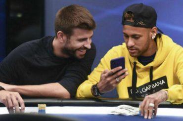 """Piqué: """"A Neymar le dijimos que se iba a una cárcel de oro"""""""