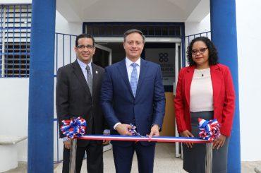 Jean Rodríguez entrega Fiscalía Comunitaria de San Luis dentro de plan para eficientizar servicios