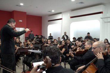 Presentan Orquesta Sinfónica Binacional Domínico-Venezolana