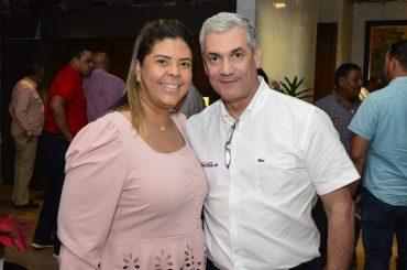 Diasmiry Elizabeth Rosa: *Gonzalo Castillo humilde y sencillo será presidente de la República en en año 2020*