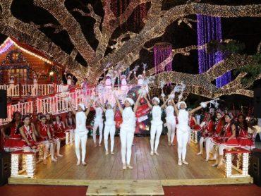 Casita de Santa y Árbol de Navidad 2019 en Alcaldía Santiago será oficialmente abierta este miércoles 20