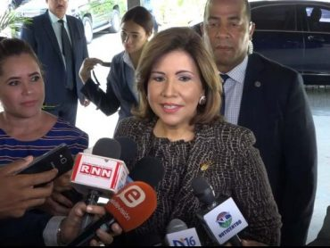 Margarita le tira la toalla a Leonel, saluda fallo del TSE que favorece su candidatura