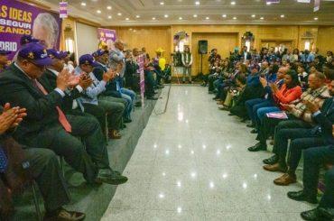 Peledeístas en Europa realizan gran acto de apoyo a Gonzalo Castillo