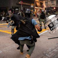 ONU teme escalada de violencia en Hong Kong y pide contención a manifestantes