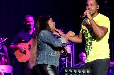 Afirman Romeo Santos le canta a más de 100 mil personas en primeros  cuatro conciertos