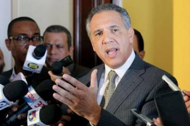 Peralta asegura que ya Leonel está derrotado y ahora van contra el candidato del PRM