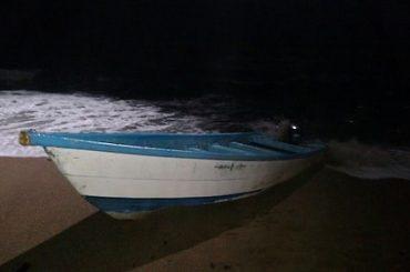 Armada Dominicana intercepta embarcación clandestina con 1 preso preventivo entre tripulantes