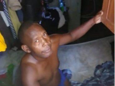 Graban hombre abusando sexualmente de una menor en la comunidad de Bella Colina en Manoguayabo