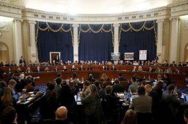 EU: Comité judicial Cámara aprueba artículos de juicio político a Trump