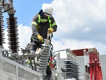 EDENORTE informa trabajos mantenimiento subestación Nibaje
