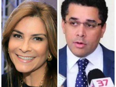 Según nuestra fuente: David no irá a repostulación, Carolina Mejía podría asumir candidatura