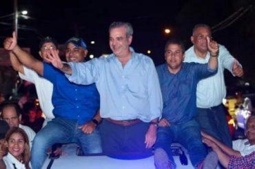 Abinader promete construir presas de Ámina y Guayubín