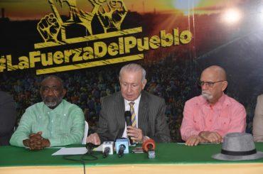 Coalición opositora asegura se crean las bases para crisis de confianza en la JCE de cara a elecciones 2020