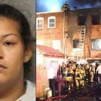 EE.UU: 30 años a dominicana provocó fuego mató 3 bomberos en Delaware