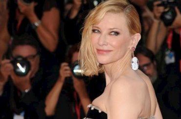 Cate Blanchett presidirá el jurado de la próxima Mostra del cine de Venecia