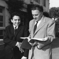 Cien años de Federico Fellini, el genio que soñó el cine