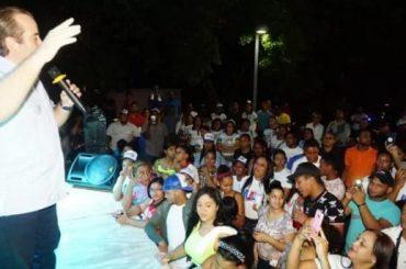 Jóvenes de Los Alcarrizos presentan propuestas en ¿Qué harías si fueras presidente?, de la JLAP
