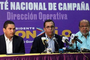COMANDO DE CAMPAÑA DE GONZALO CASTILLO ANUNCIA ACTIVIDADES DE ESTA SEMANA; INTENSIFICA AGENDA DE CARA A LAS ELECCIONES MUNICIPALES
