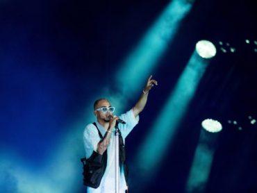 Ozuna enamoró al público dominicano en el inicio de su gira