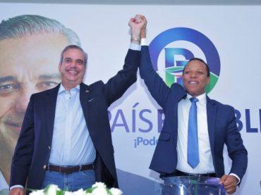 País Posible proclama a Abinader como su candidato presidencial