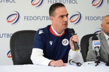 Mexicano Passy llega a Sub'23 para llevar fútbol dominicano a Tokio 2020