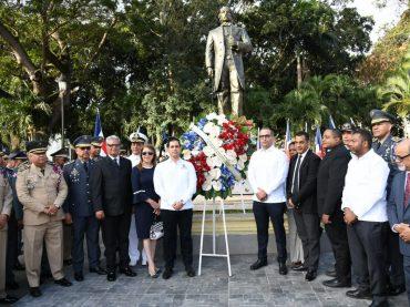 Gobernación Santiago celebra 176 aniversario Independencia Nacional