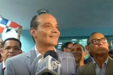 Ramfis deposita recurso TSE, pide revisar anulación de candidatura