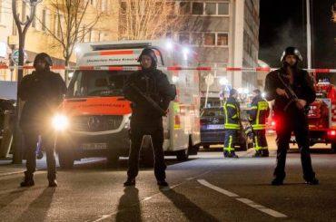 Al menos nueve muertos en un tiroteo en Alemania