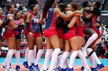 Las Reinas del Caribe debutarán en los Juegos Olímpicos ante Serbia