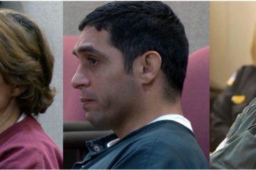Acusan a madre e hijo de dos asesinatos sin resolver 25 años después en NJ