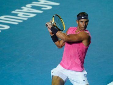 Nadal vence a Soonwoo Kwon y accede a las semifinales en el Abierto Mexicano