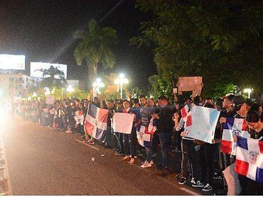 Director de Policía ordena a los agentes respetar derecho de ciudadanos a protestar