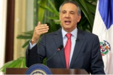 Peralta dice legado de gestión del presidente Medina llena de orgullo al pueblo dominicano