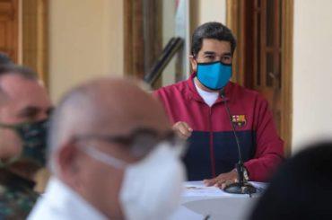 EEUU ofrece una recompensa de USD 15 millones por el arresto de Maduro
