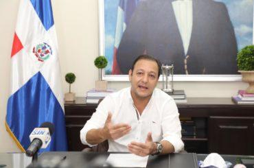 Abel Martínez acoge propuesta Listín Diario de limpieza general en todos los hogares este sábado