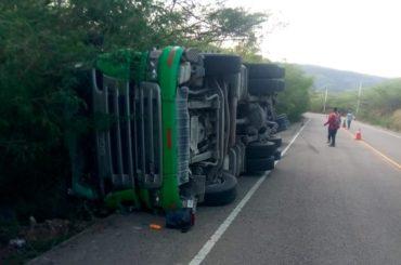 Aparatoso accidente ocurrido en Gurabo