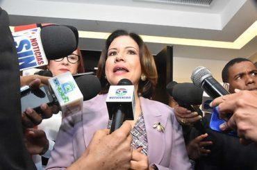 Margarita Cedeño asegura subsidio temporal Quédate en Casa llegará a hogares que lo necesiten