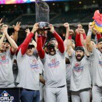 VIDEO: Los Nacionales dan a conocer su anillo de campeones