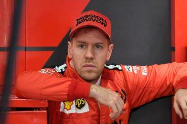 Vettel se va de Ferrari y abre la puerta a Carlos Sainz