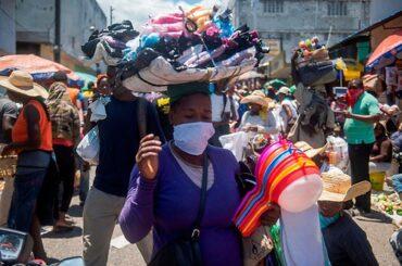 Haití supera los 1.000 casos de contagios de coronavirus