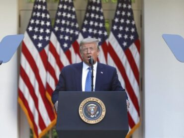 Trump anuncia despliegue de miles de soldados en Washington DC