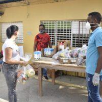 INABIE ha entregadomás de5.5millones de raciones alimenticias durante la suspensión de la docenciaporel COVID-19